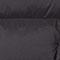 Oversize padded jacket Noir Jacoby