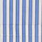 Cotton shirt Stripes light grey persian jewel Lavale