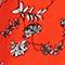 Silk high-waisted skirt Coronille spicy Noimise