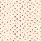 Silk polka dot shirt Memphis buttercream Libalo