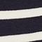 MADDY - Striped merino wool jumper Stp nv wht Liselle