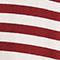 Striped cotton t-shirt Cabernet/hush Jeidala
