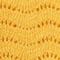 Novelty knit jumper 100% Merino Wool Spicy mustard Jikael