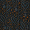 Silk maxi dress Paisley blue Paarsa