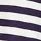 Striped cotton t-shirt Butter/evening Jeidala